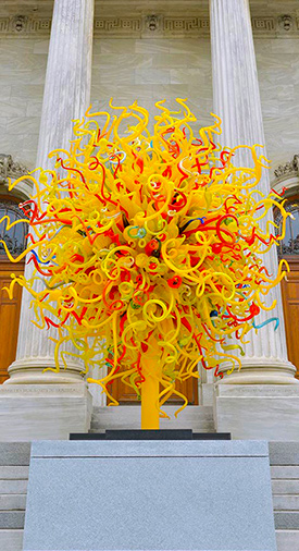 The Sun from Dale Chihuly